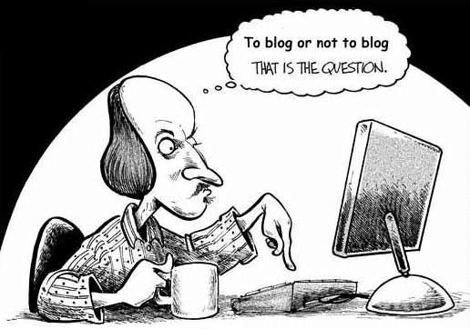 Warum eigentlich bloggen?